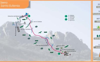 Ruta de la Sierra de Santa Eufemia II