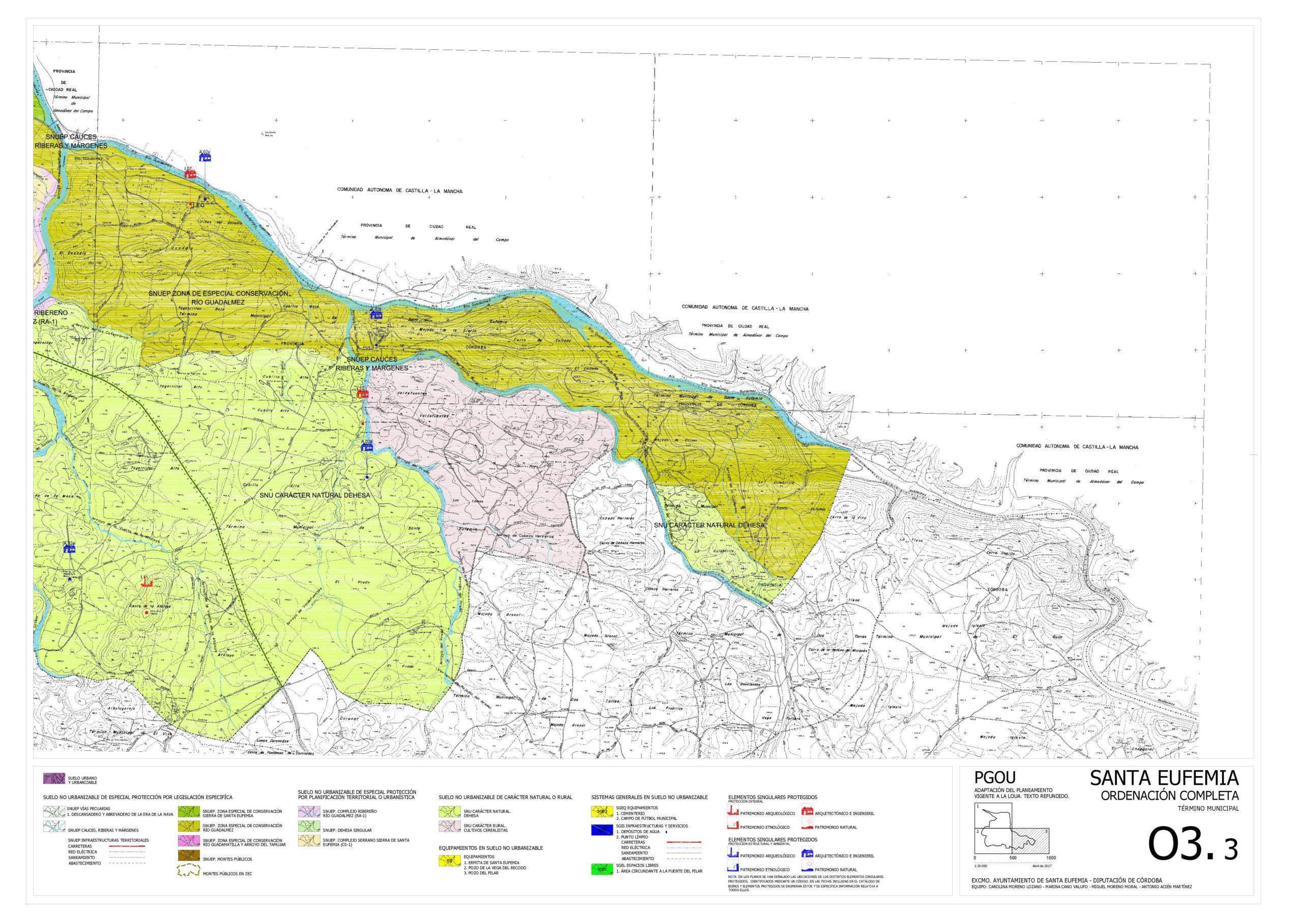 Transparencia en materias de urbanismo, obras públicas y medio ambiente 11