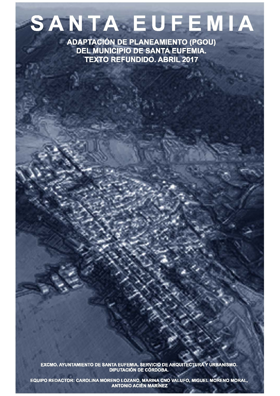 Transparencia en materias de urbanismo, obras públicas y medio ambiente 1