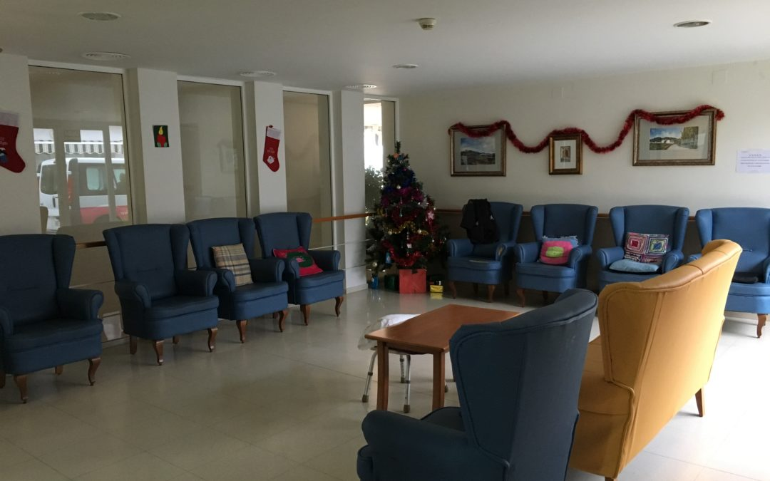 """Residencia Municipal de Mayores """"Nuestra Señora de África"""" 2"""
