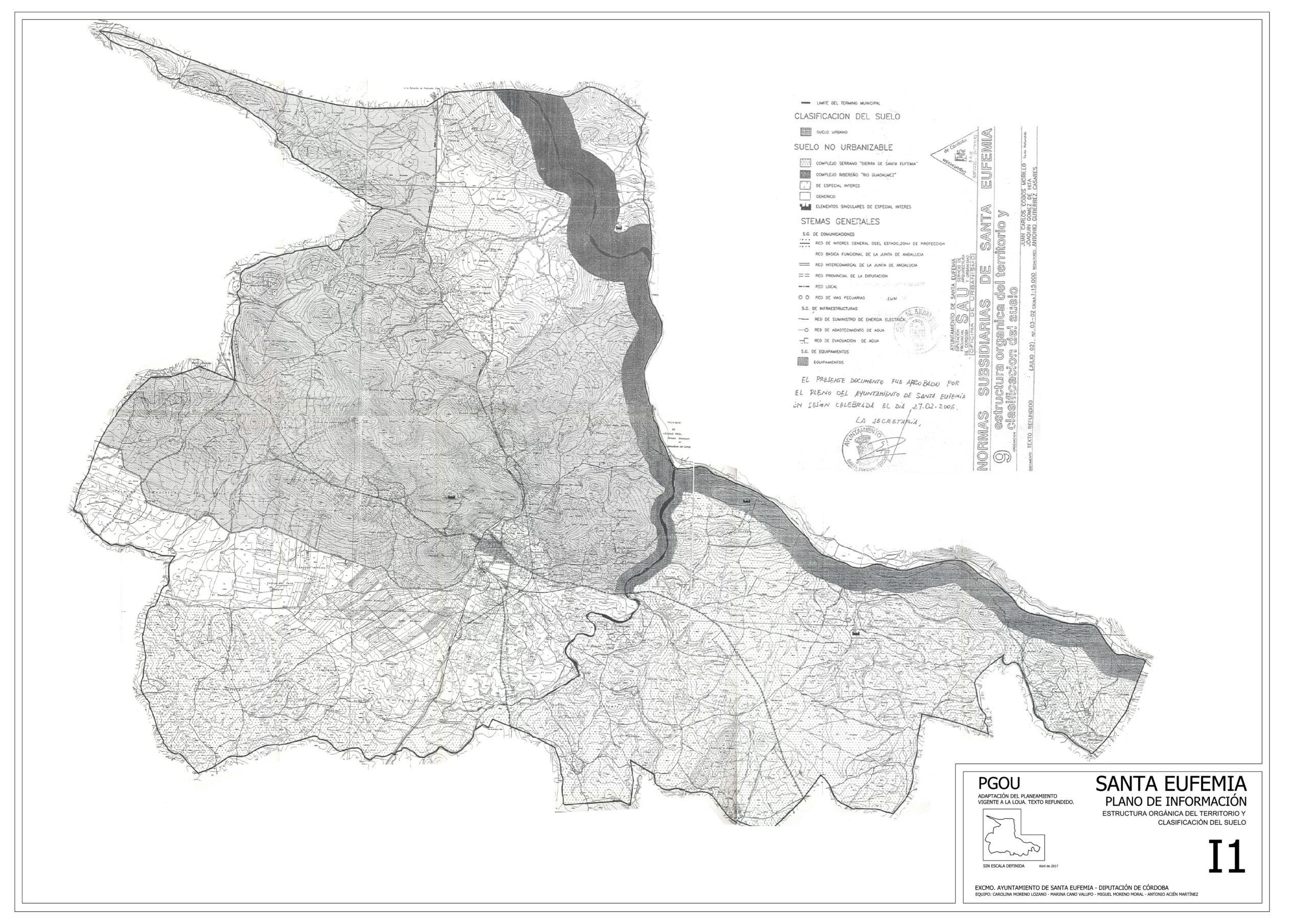 Transparencia en materias de urbanismo, obras públicas y medio ambiente 14