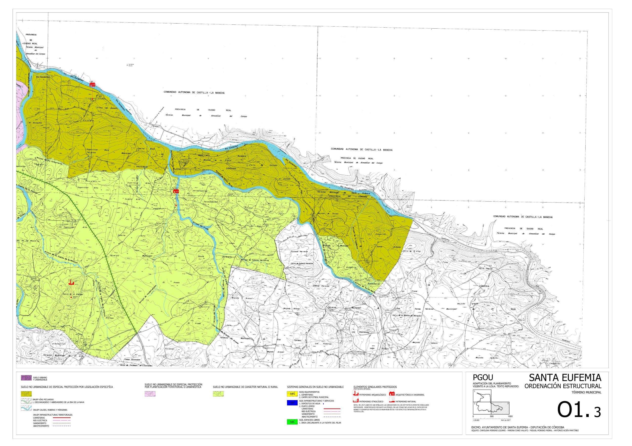 Transparencia en materias de urbanismo, obras públicas y medio ambiente 4