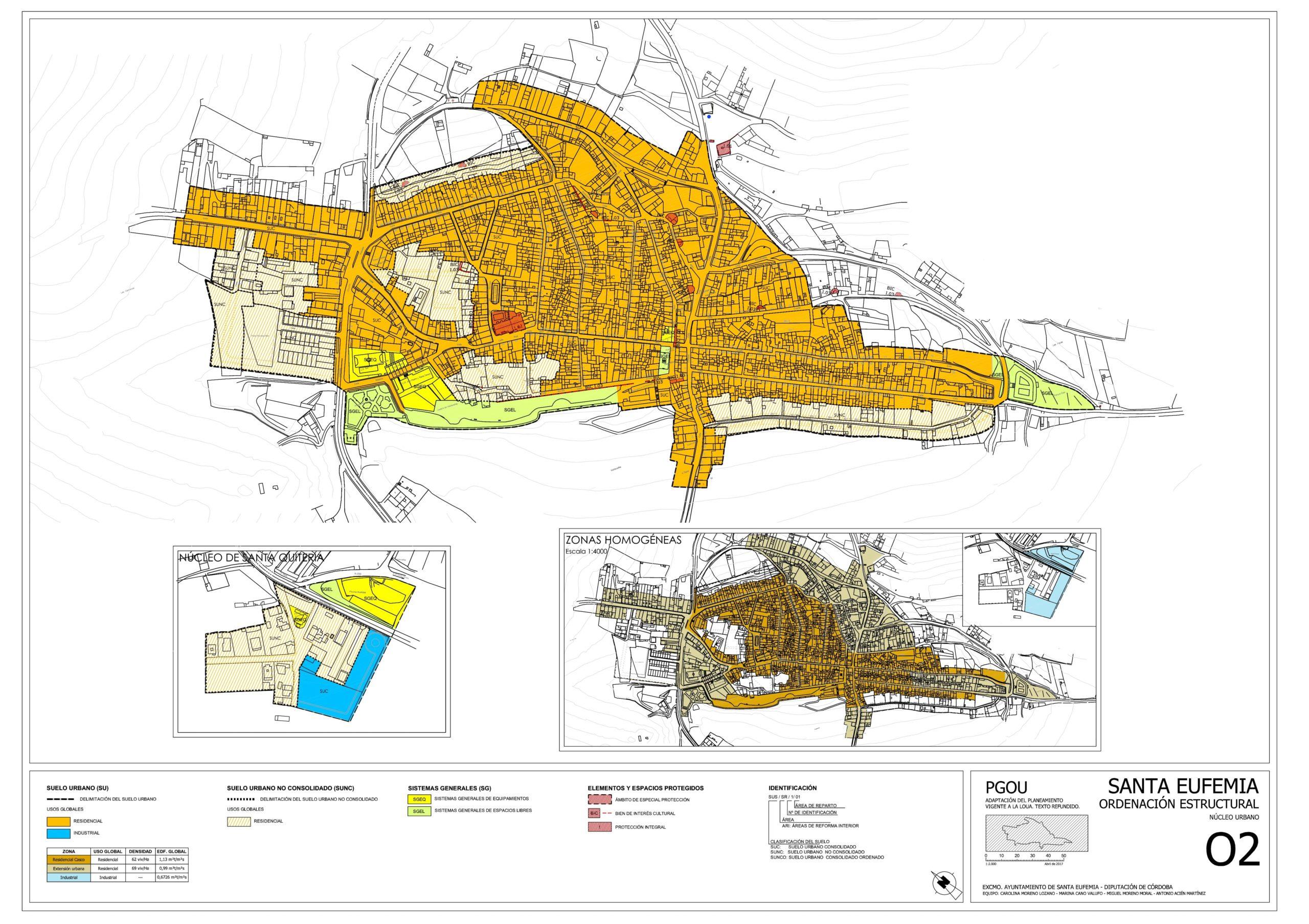 Transparencia en materias de urbanismo, obras públicas y medio ambiente 5