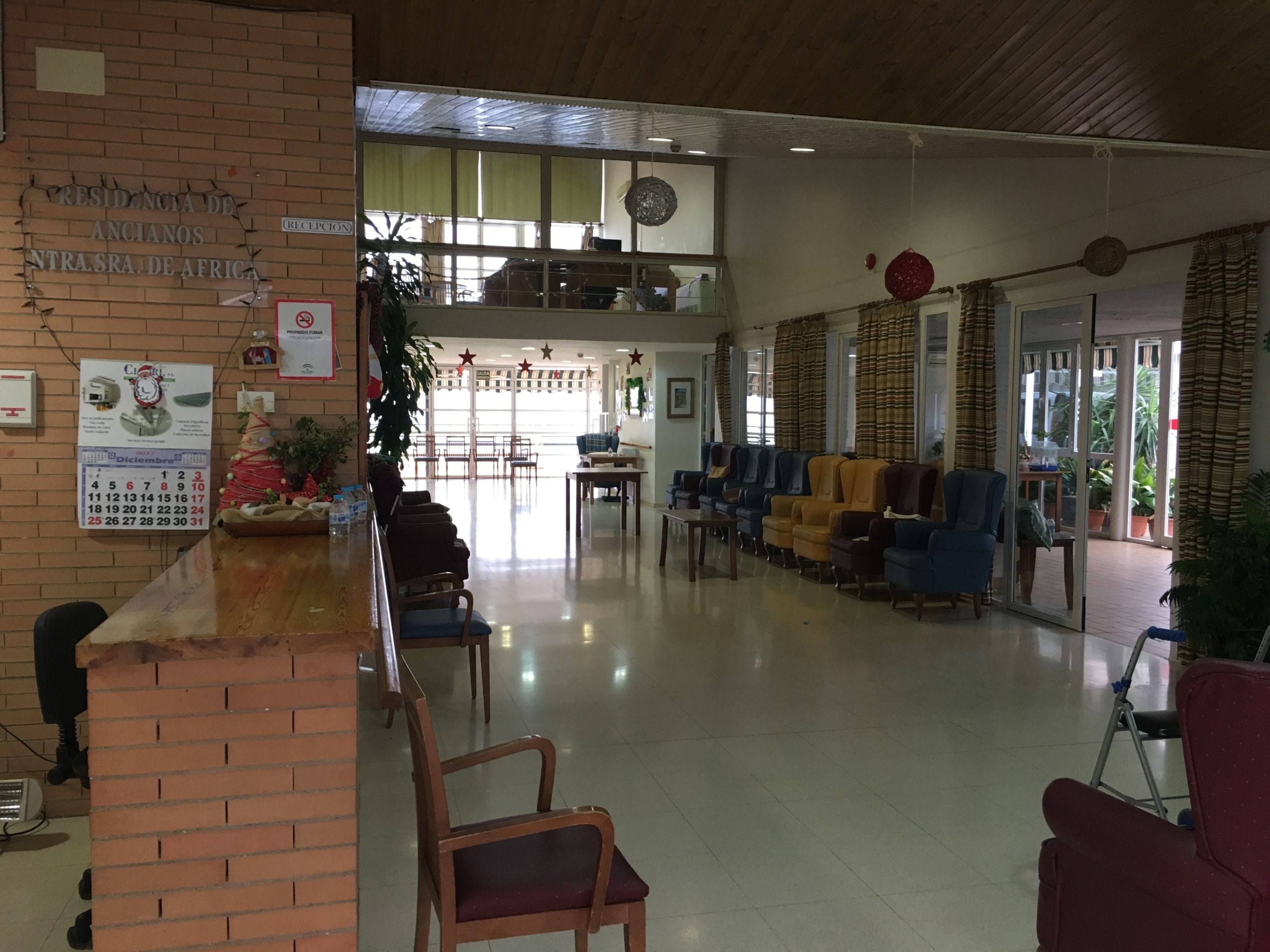 Residencia Municipal de Mayores «Nuestra Señora de África» 9