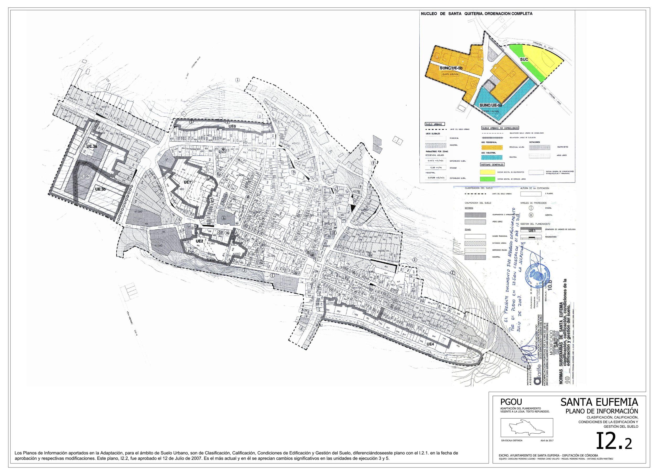 Transparencia en materias de urbanismo, obras públicas y medio ambiente 12